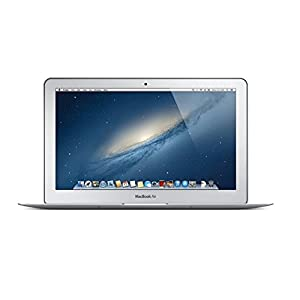 Apple MacBook Air MD711LL/B - 11.6-Inch Laptop (4GB RAM, 128 GB HDD, OS X Mavericks) (Renewed) 13