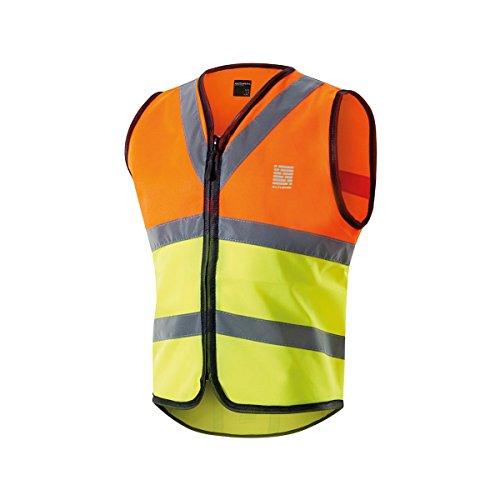 Altura - Radsport-Anzüge für Mädchen in Gelb - Hi Viz Yellow, Größe 7-9 Jahre