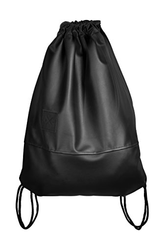 Black Out Sports Bag - Zaino in pelle artificiale Gym Bag borsa borsa sportiva borsa sportiva Manufaktur13 M13