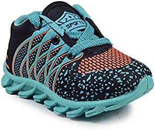Girls Clubs Sports Shoes Multicolor Age-Group 1.5 Year to 4.5 Year for Kids