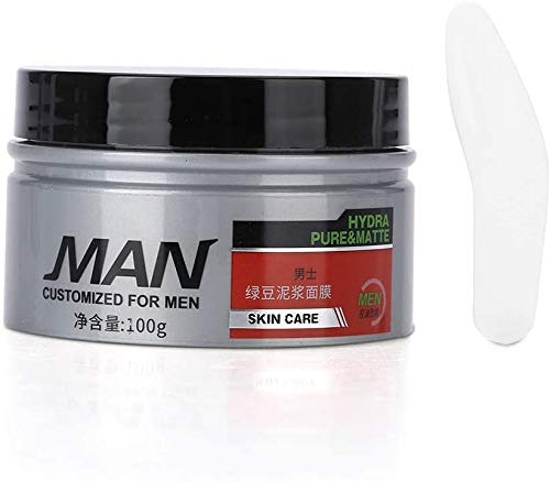 Mannen Mung Bean Masker, verwijderen mee-eters Oil Control hydraterende Deep Hydration Cleansing lsmaa
