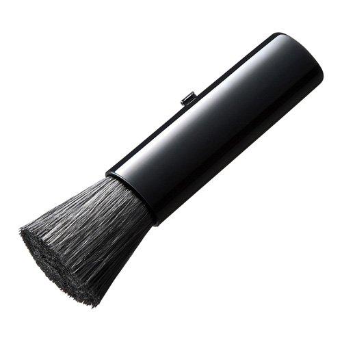 サンワサプライ アウトレット スティックブラシ ブラック CD-KBR2 箱にキズ、汚れのあるアウトレット品です。