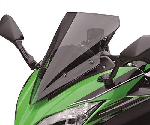 Kawasaki Ninja 650 getöntes Windschild schwarz