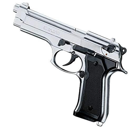 KIMAR Pistola a Salve Beretta 92 Cal.8 Top Firing Acciaio