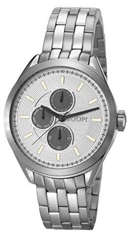 Joop! Herren-Armbanduhr GEORGE Analog Quarz Edelstahl JP101611005