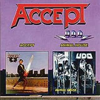 Accept [Self Titled Debut] (1979) / Animal House (1987)