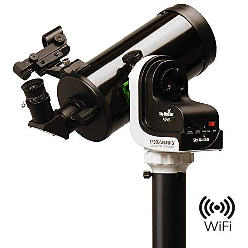 Skywatcher AZ de GTI azimu Tale GoTo Montura con WiFi–Juego con 102mm telescopio Cassegrain telescópico
