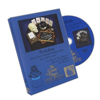 Murphy's Mentalism Teach-in by Greater Magic - DVD