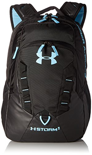 Under Armour UA Recruit Backpack, Black, One Size