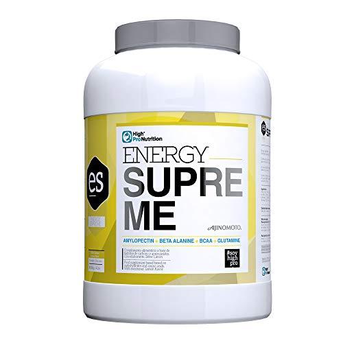 Energy Supreme 908 gramos limón