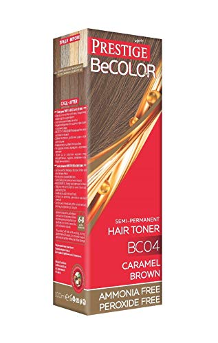 Be Color Teinture semi-permanente sans ammoniaque 100 ml