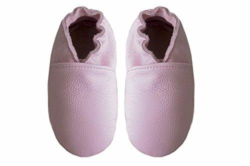 Rose & Chocolat Chaussettes, Rose (Pink Rcc 185), 18-24 Mois (Taille Fabricant:1824-24/25) Bébé Fille