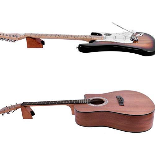 Qqmora Soporte de Descanso de Guitarra eléctrica Profesional para Ukelele, Banjo para...