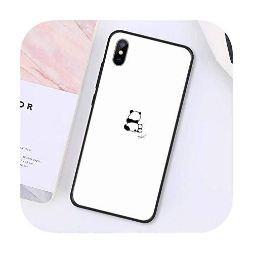 Funda para iPhone 11 12 Pro Max Mini XS 8 7 6 6S Plus X 5S SE 2020 XR-a6-iPhone SE 2020