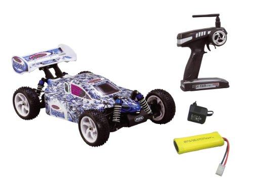 Jamara 53211 - Liquid EP Buggy 4WD 2,4GHz 1:10
