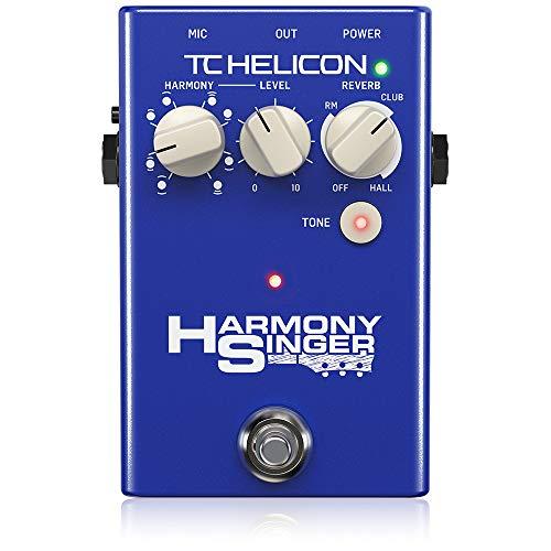 TC Helicon HARMONY SINGER 2 Effektgerät