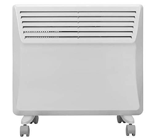 Electric Panel Heater 24 Hour 7 Day Digital Timer With Thermostat Wall Mounted Or Free Standing Lot 20 Compliant.
