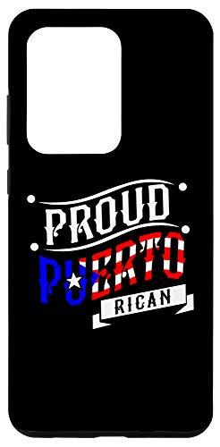 Galaxy S20 Ultra Puerto Rican Proud Puerto Rico Boricua Nuyorican Dad Mom Case