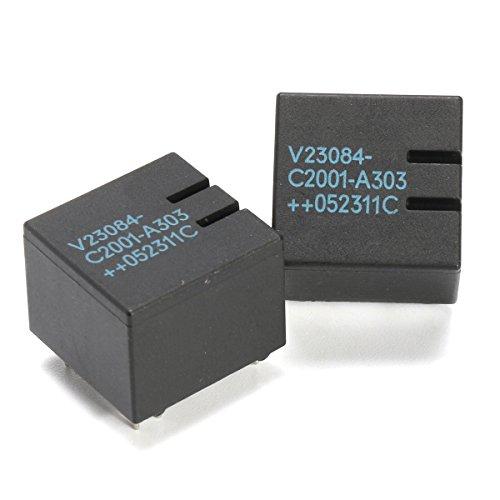 GOZAR 2Pcs V23084-C2001-A303 Automobilrelais Für BMW Gm5 Modul