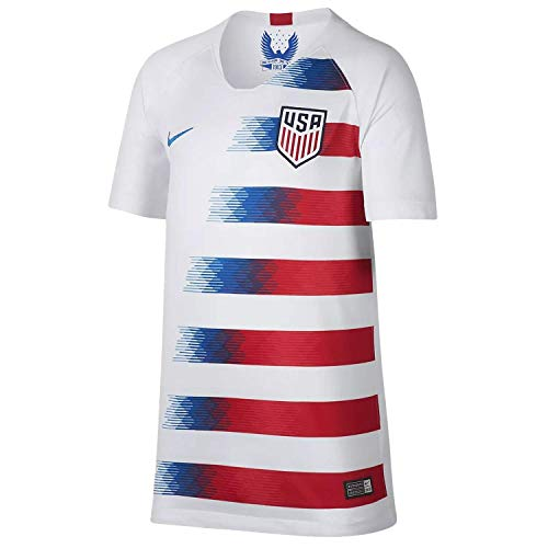 Nike Youth Soccer U.S. Home Jersey (Large)