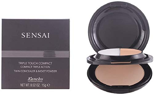 SENSAI TC triple touch compact N01 15 gr