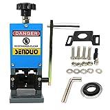 SENDUO Manual Wire Stripping Machine Speed 50FT/MIN Wire Stripper Machine Wire...