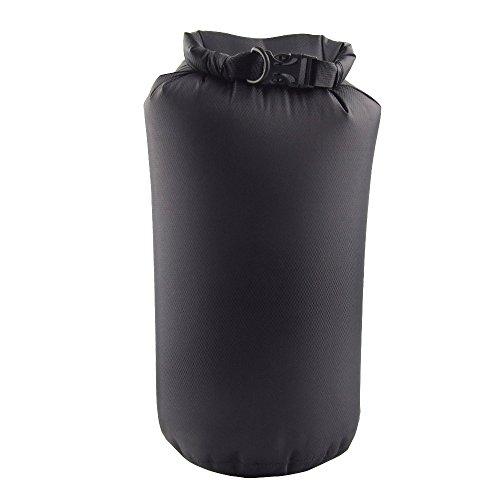MagiDeal Sac Sèche de Compression imperméable léger pour Sport Activités extérieur acampar pêche – Noir, 80L