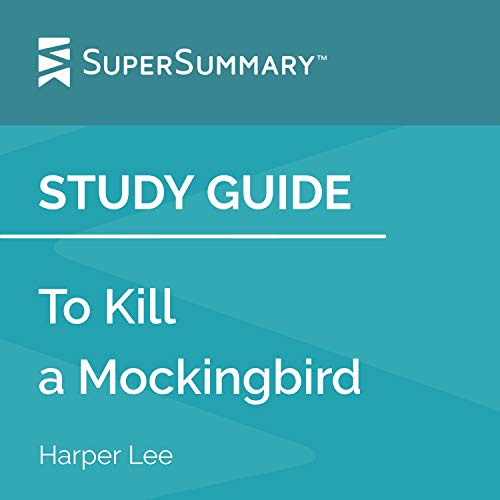 Study Guide: To Kill a Mockingbird by Harper Lee cover art