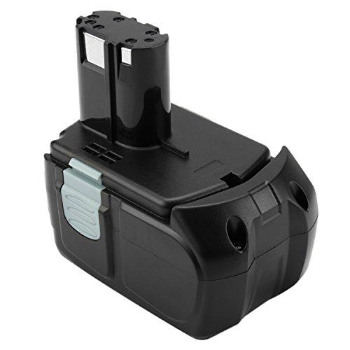 Hanaix 18V 2.5Ah Li-ion Replacement Battery for HITACHI EBM1830 BCL1815 BCL1830 327730 327731 Cordless Power Tool, BCL1815 Battery 18V