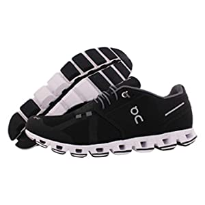 On Running Cloud Mens Shoes Size 10, Color: Black/White