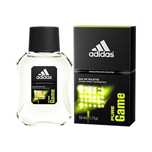 adidas Pure Game Eau De Toilette 100 ml, 1er Pack (1 x 100 ml)