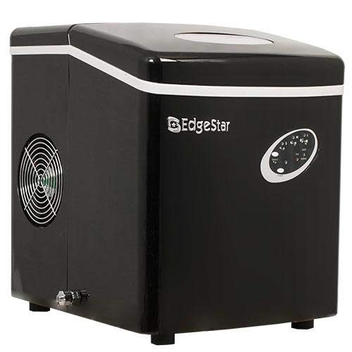 EdgeStar Portable Ice Maker - Black