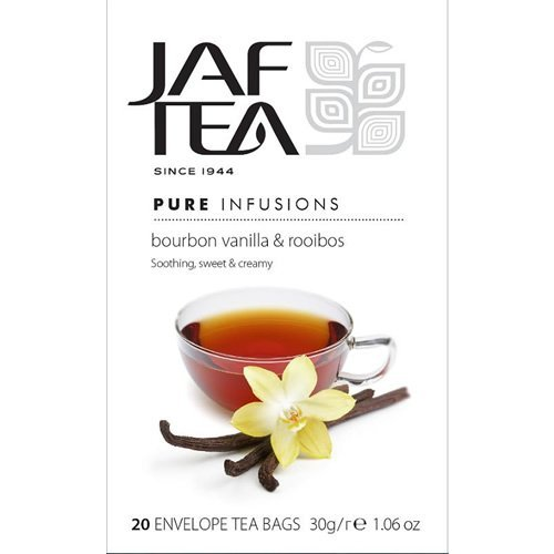 JAF TEA バーボンバニラ&ルイボス (1.5gX20P) 30g