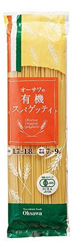 オーサワジャパン『オーサワの有機スパゲッティ』