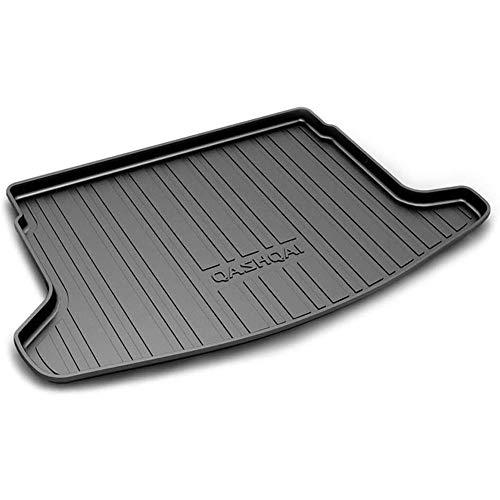 Auto Kofferraummatten Kofferraumwanne, für Nissan Qashqai 2014-2020 Gummi Rutschfest Wasserdicht Staubdicht kratzfestem Kofferraumschutz Styling-Dekorationszubehör