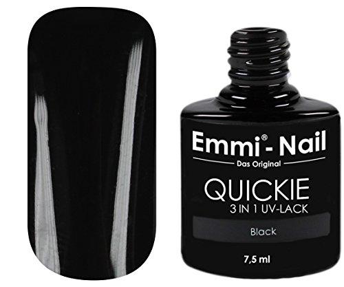 Emmi-Nail Quickie Black 3in1 -L014-