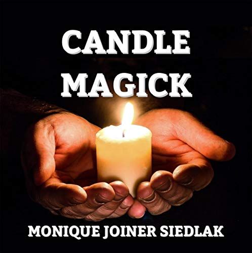 Candle Magick audiobook cover art