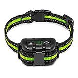 Collar Antiladridos con Sonido Y Vibración, Collar De Módulo Inteligente De Detección De Ladridos para Perros Pequeños, Medianos y Grandes