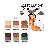(3 Pack) theBalm Meet Matt(e) Shmaker Eyeshadow Palette