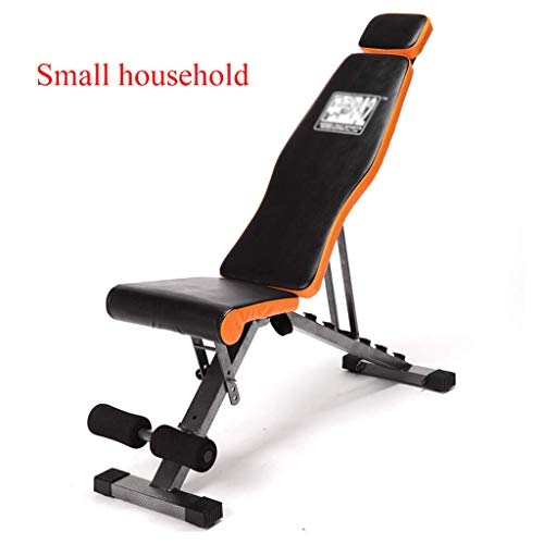 Fitness bed, thuis kleine fitness stoel, gewichtheffen, fitness, oefening, training buikspieren, lijnen, abdominale training, spieren,