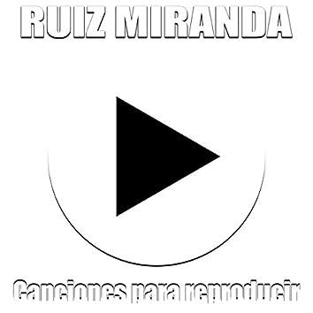 Canciones para Reproducir