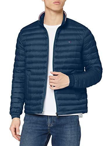 Tommy Hilfiger Herren Packable Down Jacket Jacke, Lakeside, S