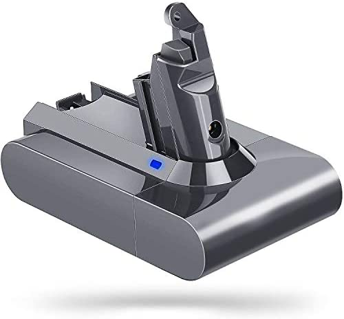 3833 opinioni per LiBatter V6 Batteria 21.6v 3.0Ah per Dyson V6 Batteria DC58 DC59 DC61 DC62