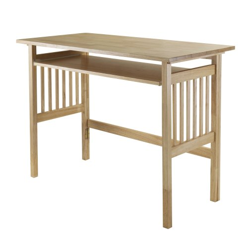 Our #3 Pick is the Winsome Wood Mission Home Little Desk