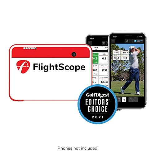 FlightScope Mevo+ Tragbarer persönlicher Startmonitor und Simulator für Golf - 3