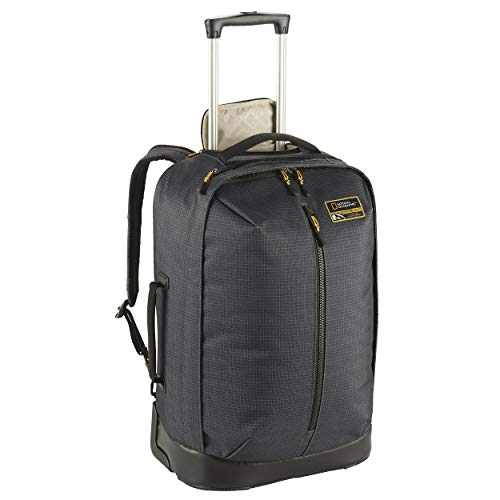 Eagle Creek National Geographic Adventure Convertible Carry-On, Black