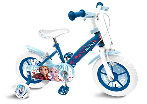 Stamp RN244020NBA Frozen II Anna, ELSA Bike 14