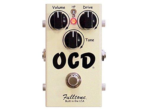Fulltone『OCD V2.0 オーバードライブ エフェクター』