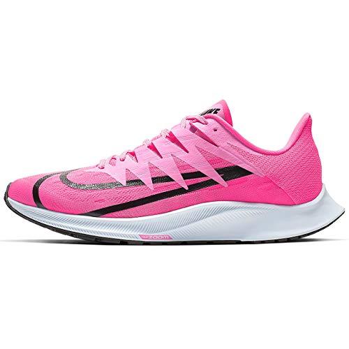 Nike Wmns Zoom Rival Fly, Scarpe da Atletica Leggera Donna, Multicolore (Hyper Pink/Black/Lotus Pink/Half Blue 000), 43 EU