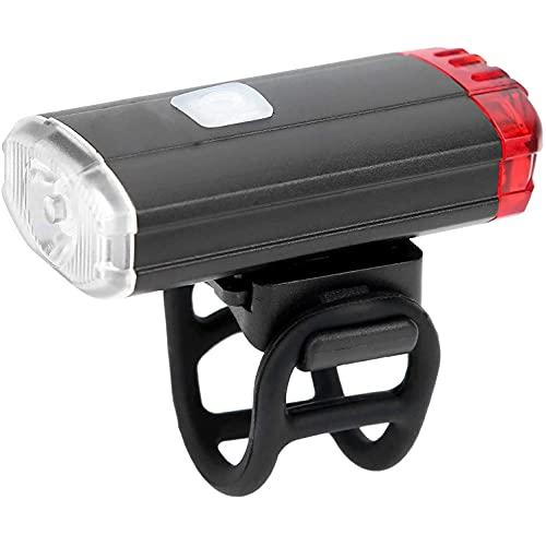 XIXIDIAN Faros de Bicicleta, Luces Delanteras de la luz Delantera Impermeable de la luz Delantera, se adaptan a Todas Las Bicicletas, la montaña, la Carretera.